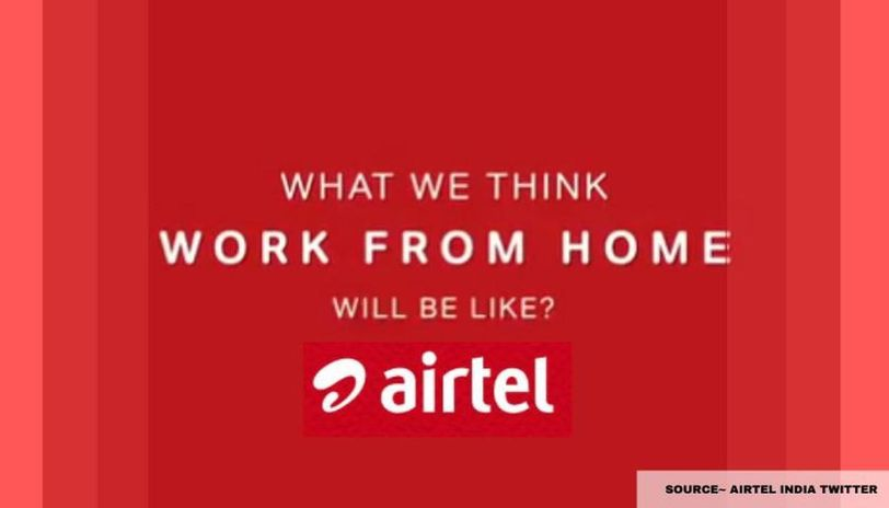 airtel work from home plan
