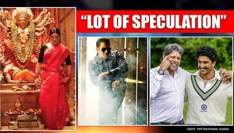 'Laxmmi Bomb', 'Radhe' & others: Here's info that'd determine release dates after lockdown