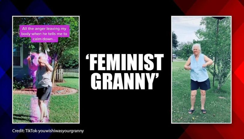 US: 73-year-old granny spreads awareness about domestic violence via TikTok videos