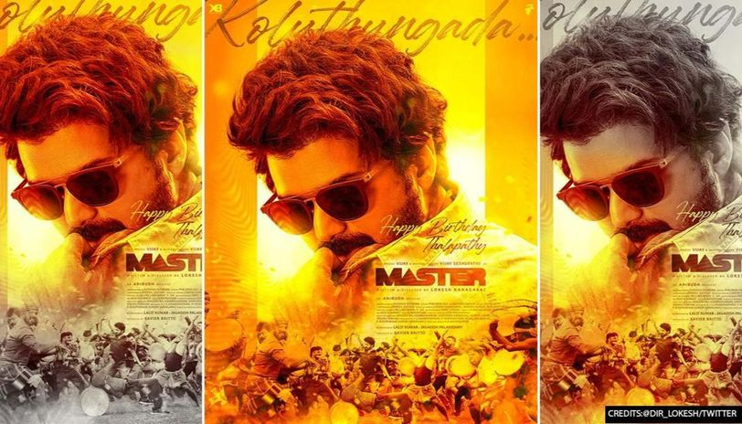 Master' actor Thalapathy Vijay turns 46, makers surprise fans with birthday  poster