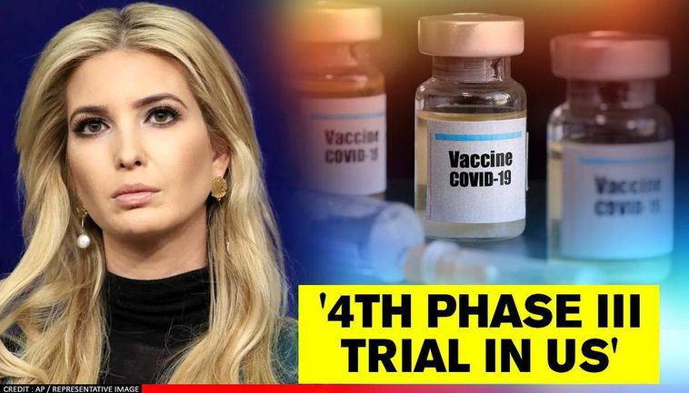 COVID-19: Johnson & Johnson Starts Final Trial Of Single-shot Vaccine,  Ivanka Posts Update