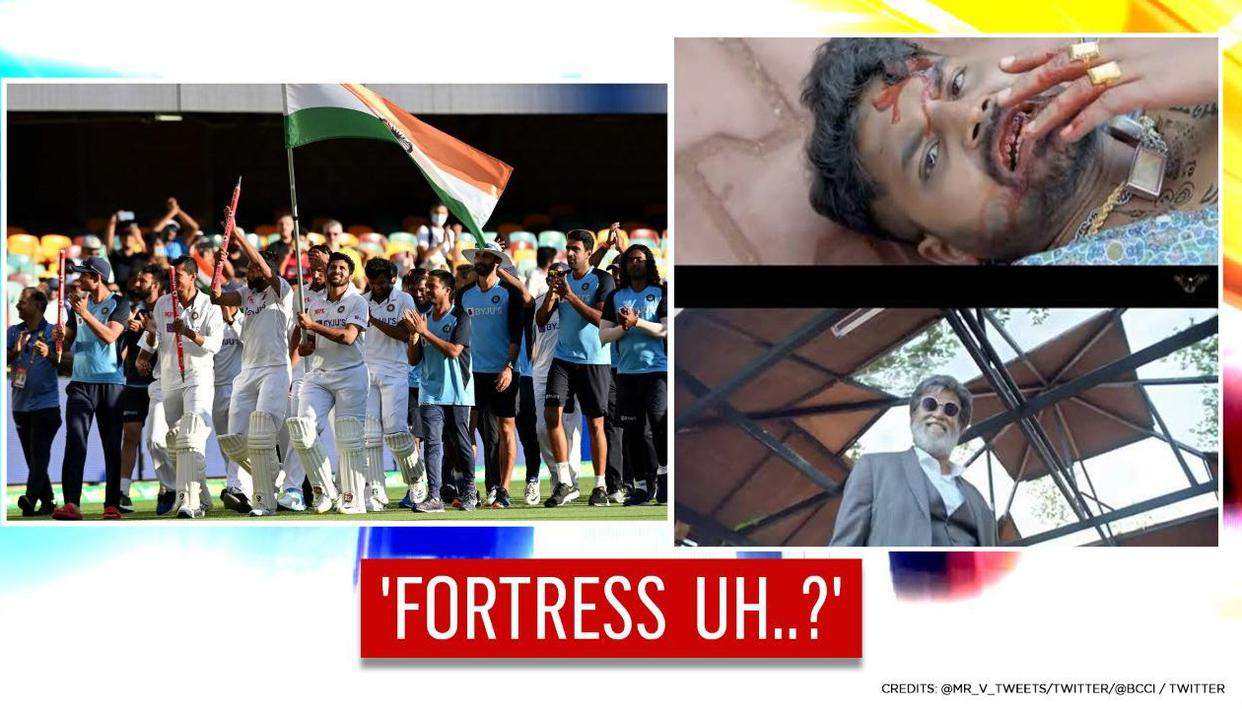 India's win against Australia triggers meme fest, netizens praise Rishabh 'spiderman' Pant