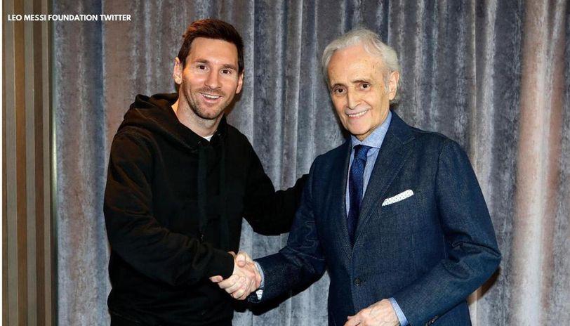 Lionel Messi philanthropy