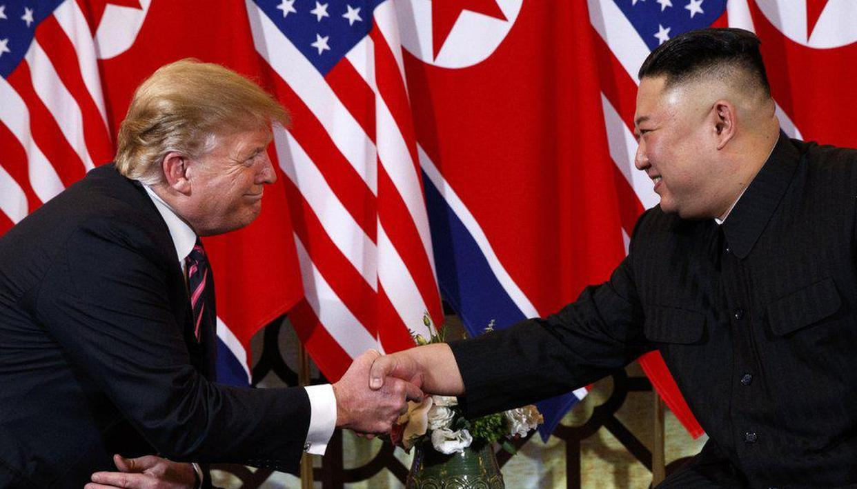 Kim Jong Un sees relationship with Trump as 'fantasy film', say 'Rage' publishers - Republic World