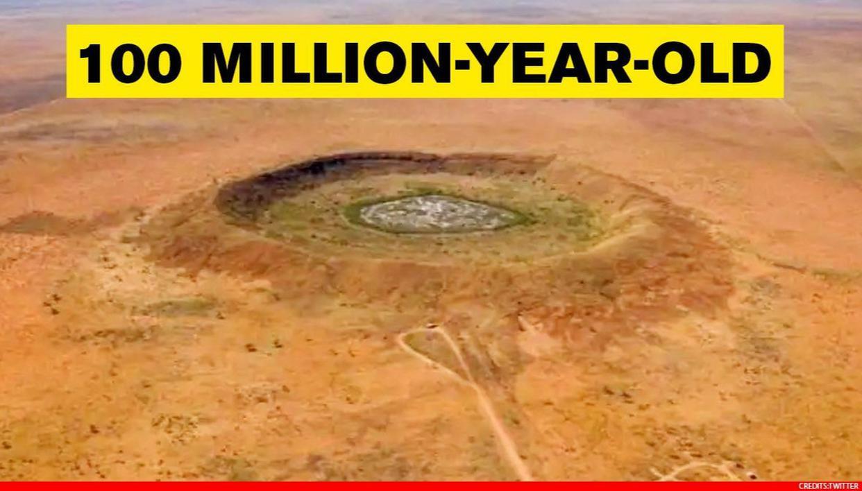 100 million-year-old meteorite crater found in Western Australia - Republic World - Republic World