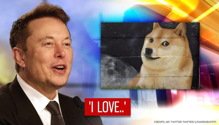 Elon Musk Reveals Why He Loves Dogecoin After Tweeting In Support Of Meme Cryptocurrency