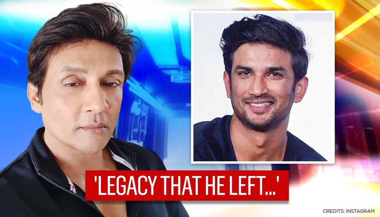 Shekhar Suman Treasures Sushant's 'exemplary' Legacy, Recalls His 'goodness & Honesty'