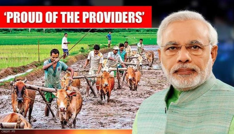 PM Modi assures farmers of effective relief measures being taken by govt  amid lockdown