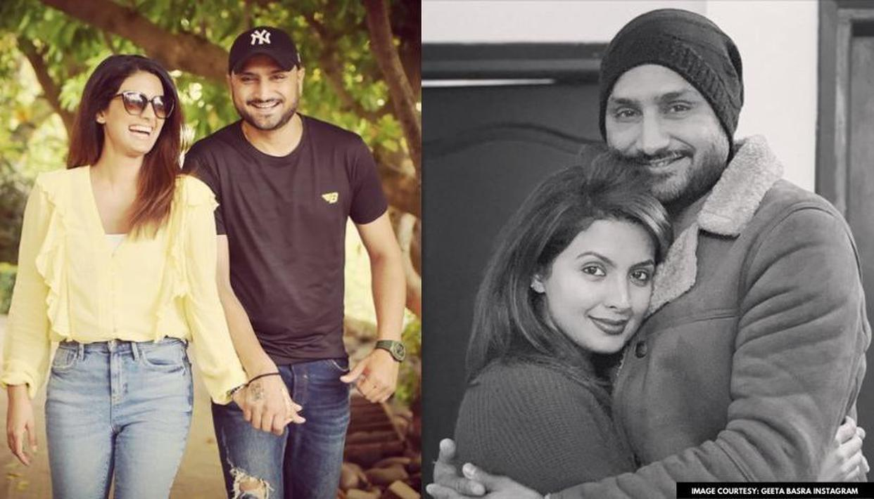 Harbhajan Singh turns 40: How did the CSK spinner's love story with Geeta Basra blossom? - Republic World