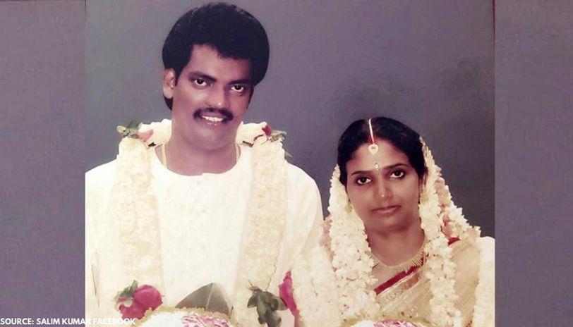 Salim Kumar Celebrates 24th Wedding Anniversary Praises His Partner S Determination