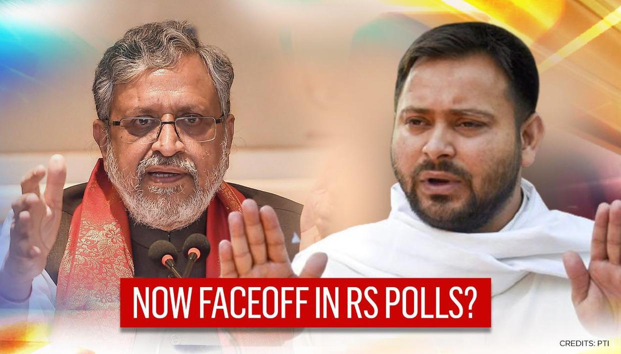 Tejashwi's Mahagathbandhan to woo Chirag Paswan for fight against Sushil Modi in RS polls?