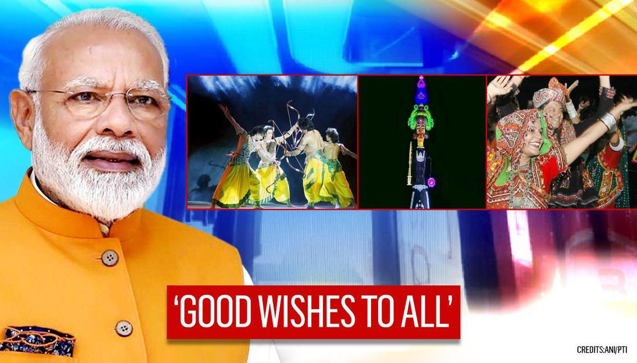 Despite COVID-19, people across India celebrate Dussehra with great zeal - Republic World