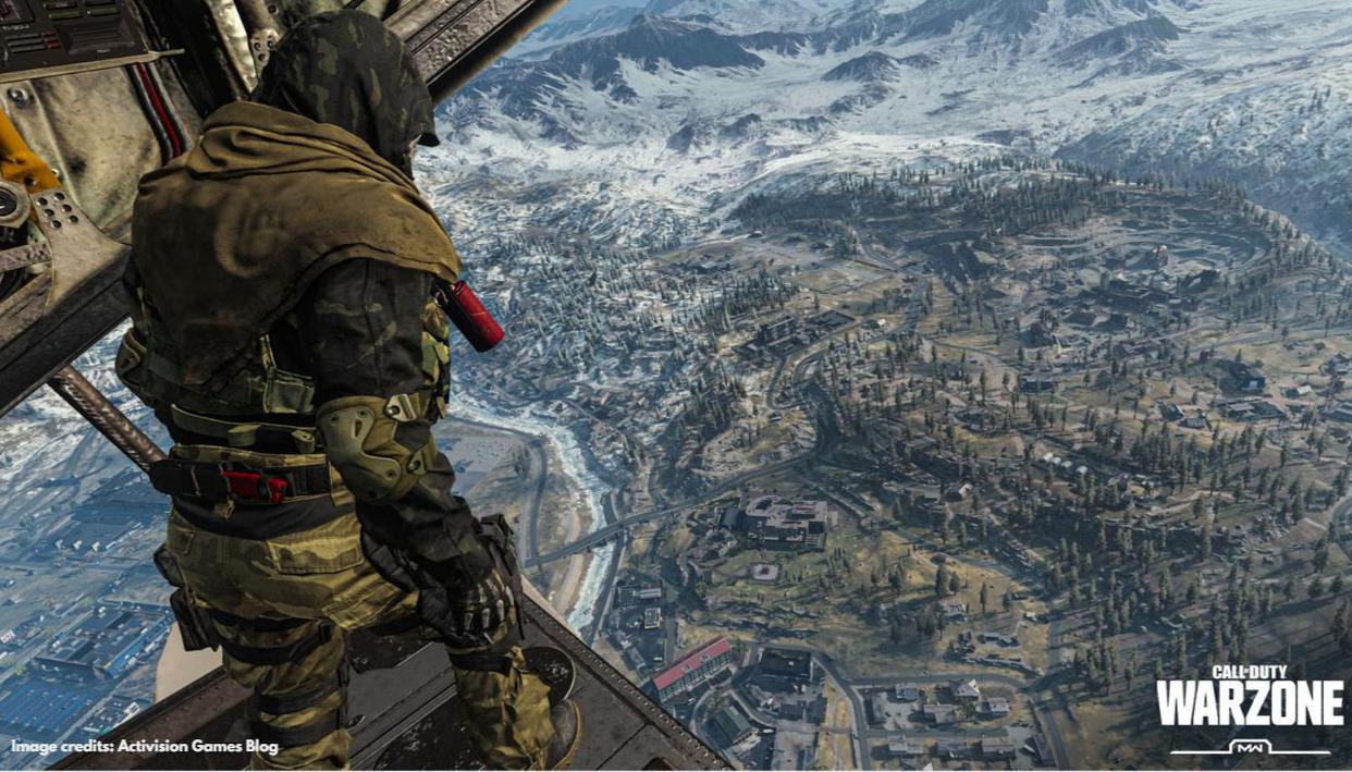 Cod Warzone Unable To Access Online Services Error Current Status And Possible Fix At launch, specific vpns and internet service providers were. cod warzone unable to access online