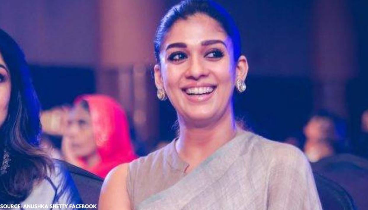 Nayanthara's first look from debutant Milind Rau's 'Netrikann' unveiled by partner Vignesh - Republic World