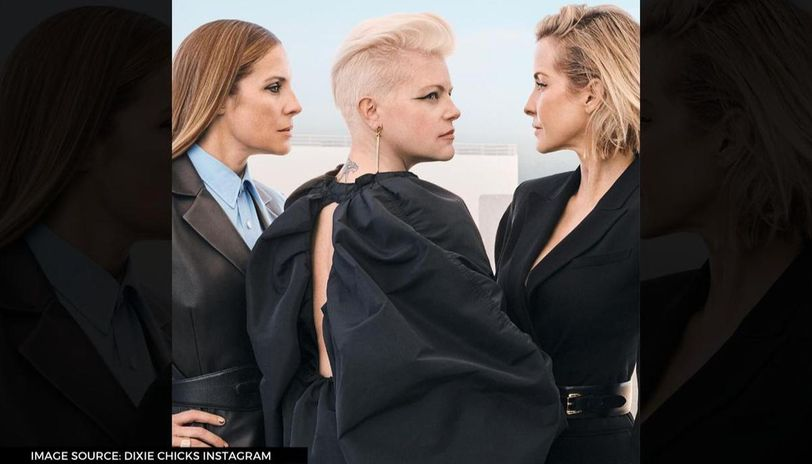 why did the dixie chicks get banned