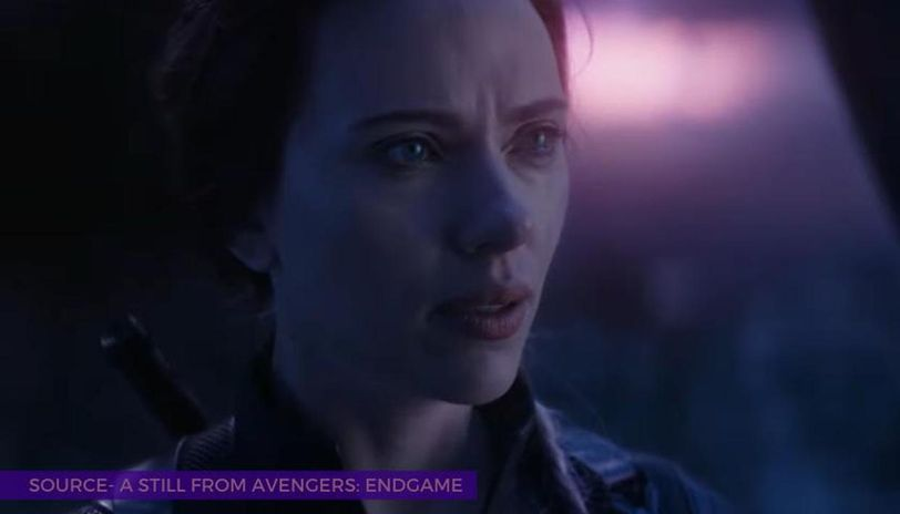 Scarlett Johansson Reveals How She Learned About Black Widow S Death In Avengers Endgame
