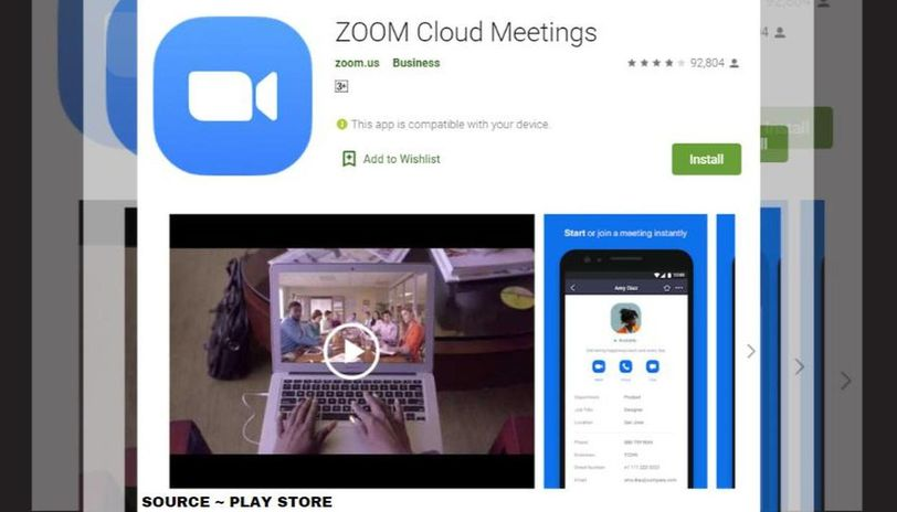 how to use zoom app on android phone