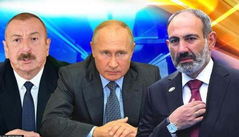 Armenia, Azerbaijan urged by Russia to adhere to cease-fire agreement