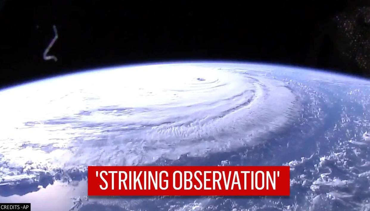 Scientists confirm existence of space hurricanes for the first time in Earths atmosphere - Republic TV