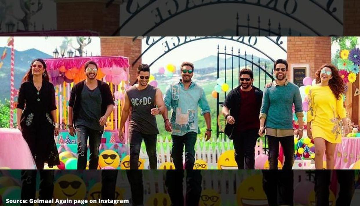 'Golmaal Again' shooting location: Know where the movie was shot - Republic World