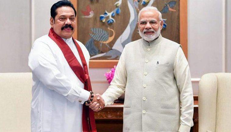 PM Modi congratulates Sri Lanka's Mahinda Rajapaksa over successful conduct  of polls
