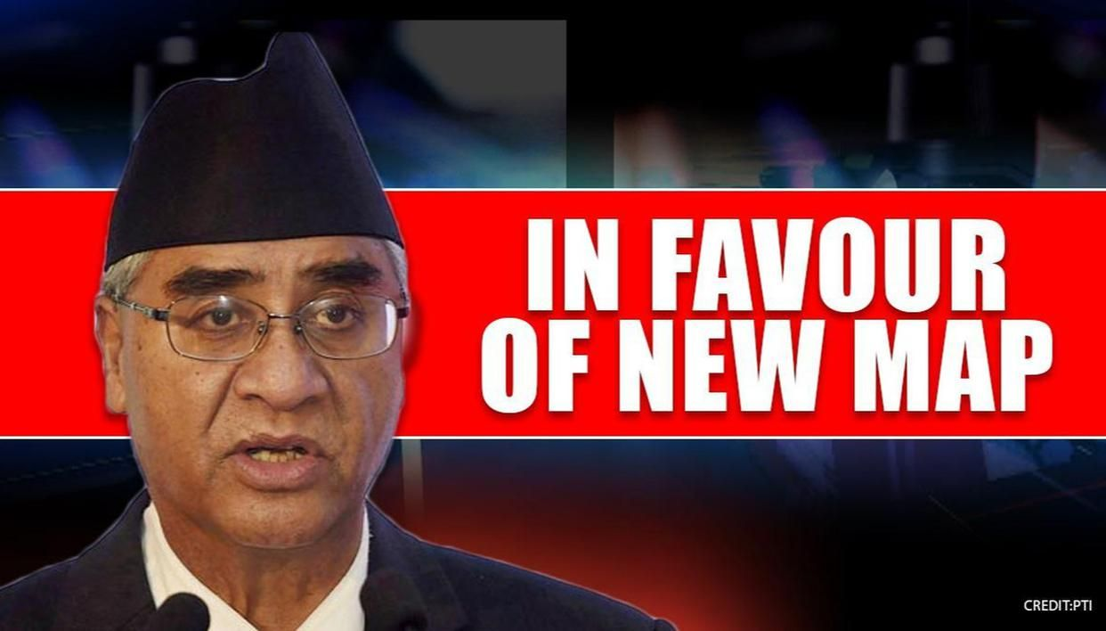 Nepal's main opposition party backs new political map of the country - Republic World