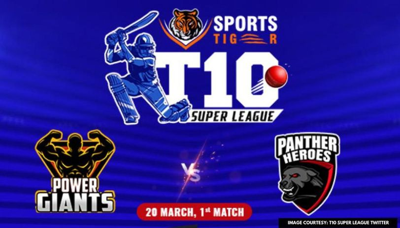 T10 Super League 2020 live streaming