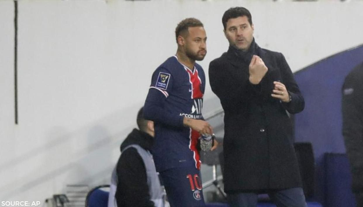 Neymar could be given leave by PSG manager Pochettino to celebrate sister's birthday