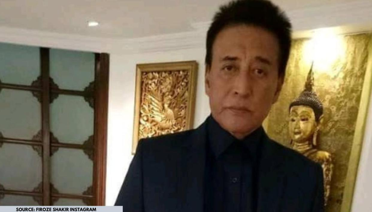 Unseen Pic of the Day: When Danny Denzongpa posed with star-studded 'Sholay' cast - Republic World