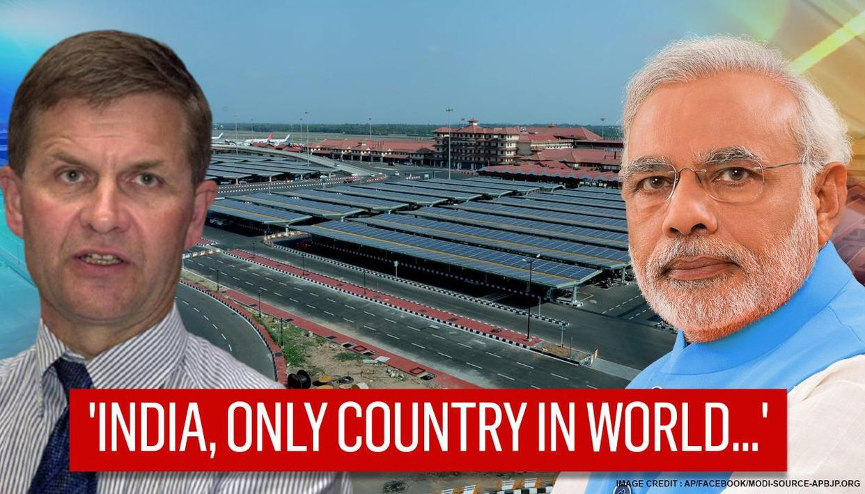 Norwegian diplomat highlights India's 'global first' as it leads way in 'solar revolution' - Republic World
