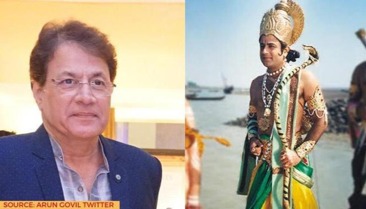 Arun Govil reveals his favourite Ramayan character other than Ram during #AskArun thumbnail