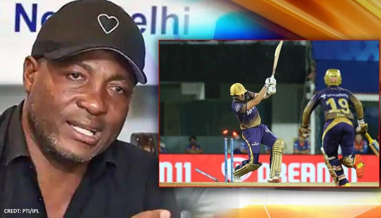 IPL 2021: Brian Lara slams KKR batsmen for failing to chase low total  against Mumbai  Image Credit: PTI/IPL