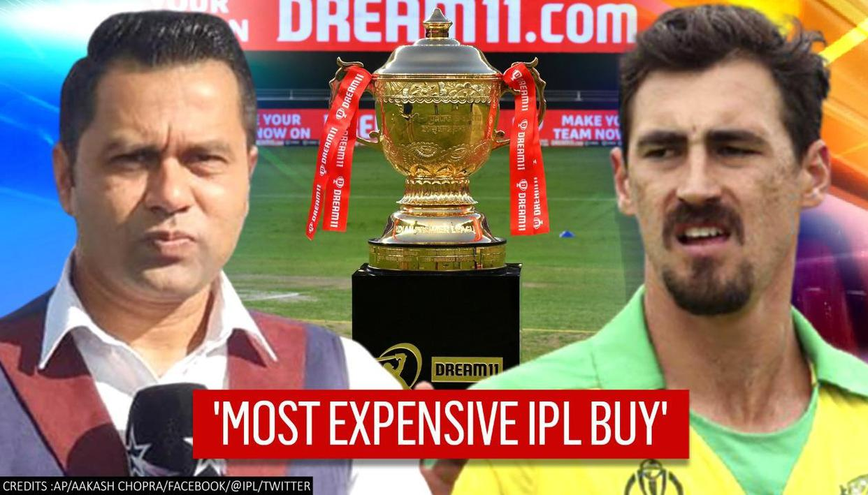'Mitchell Starc to become most expensive IPL buy': Chopra predicts ahead of 2021 auction