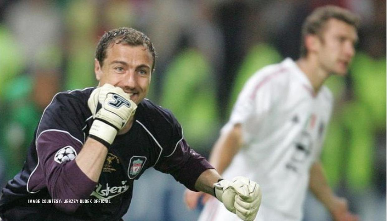 Liverpool great Jerzy Dudek reveals what Milan's Shevchenko said to him during 2005 final - Republic World