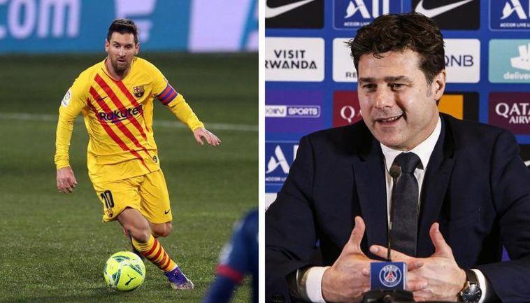 Messi - Pochettino