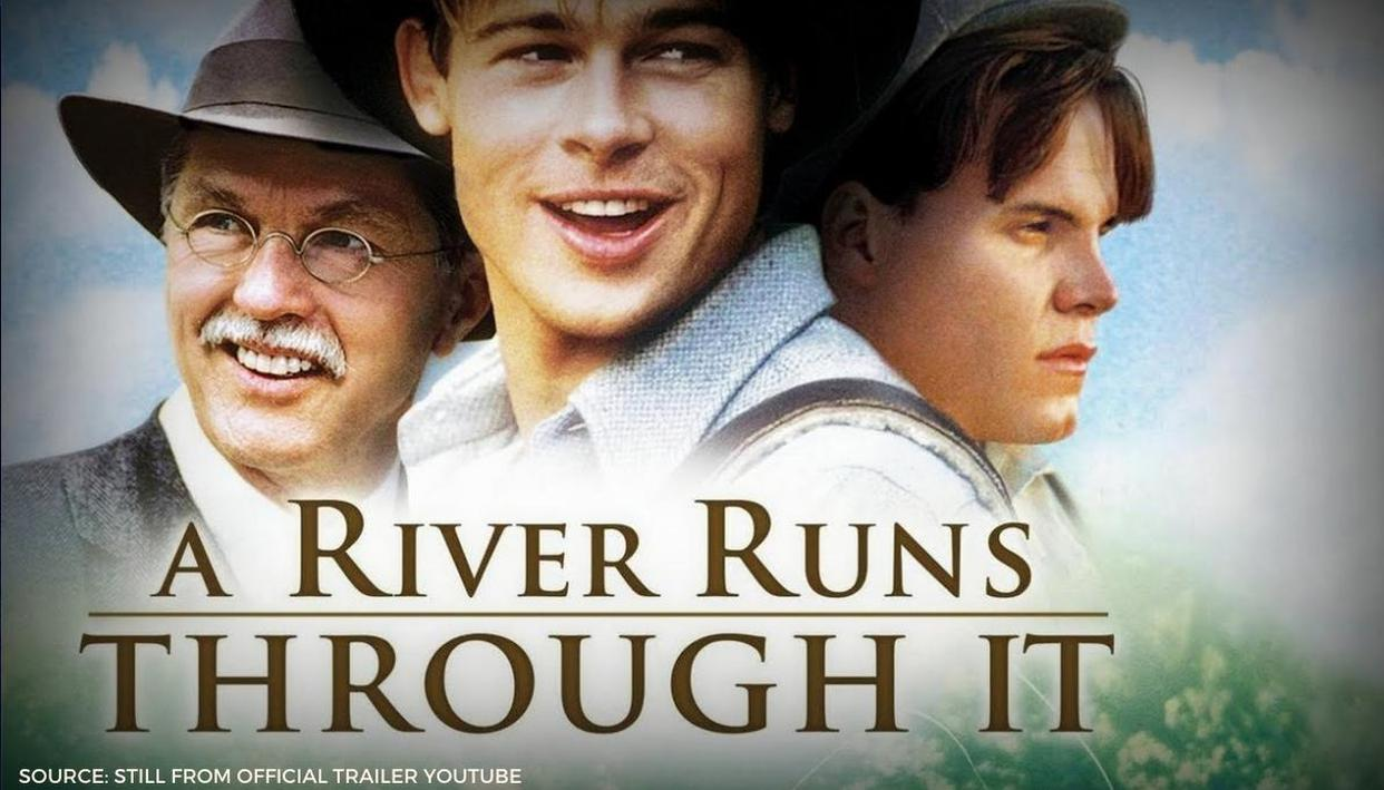 Where was 'A River Runs Through It' filmed? Details about Brad Pitt's 1992 drama