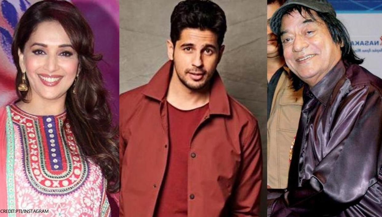 Jagdeep's demise: Madhuri Dixit recalls working with him, Sidharth Malhotra pays tribute - Republic World