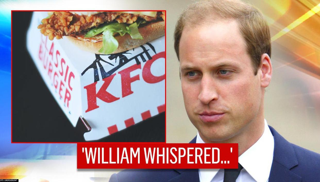 Photo of Brilliant! KFC posts 'Finger-Lickin' Funny' meme for Prince William peeping into its store – Republic World