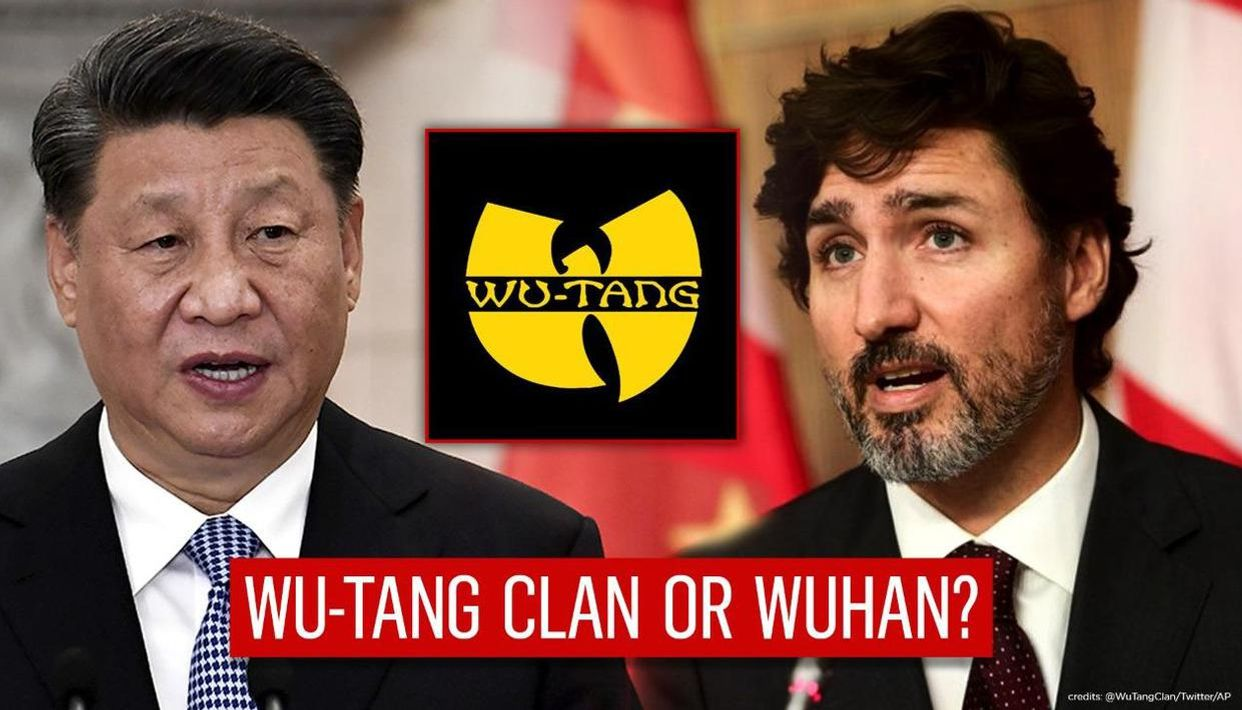 Menon: China is starting a stupid rap battle with Canada over a diplomat's misunderstood 'Wuhan' T-shirt