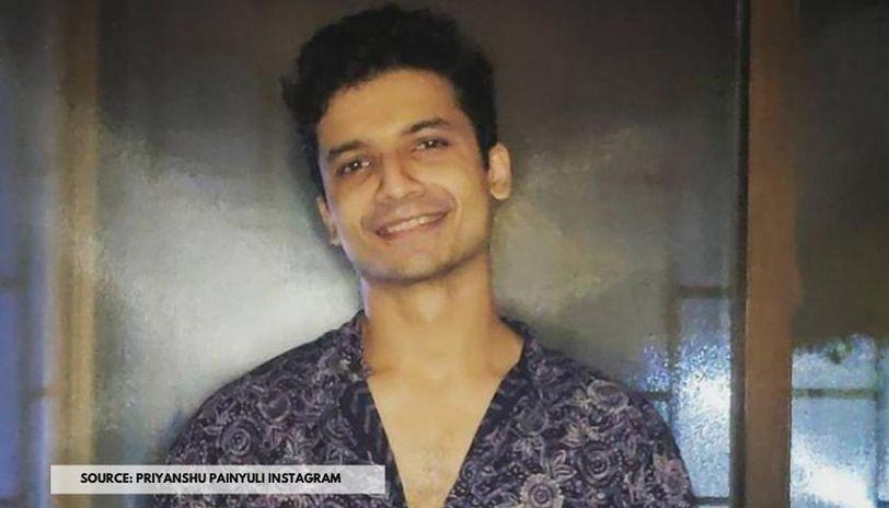 Take a look at 'Mirzapur 2' star Priyanshu Painyuli's ...