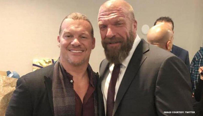chris jericho and Triple H