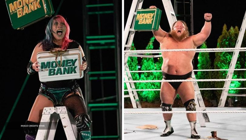 Who won Money in the Bank 2020