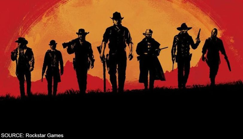 how many gb is red dead redemption 2