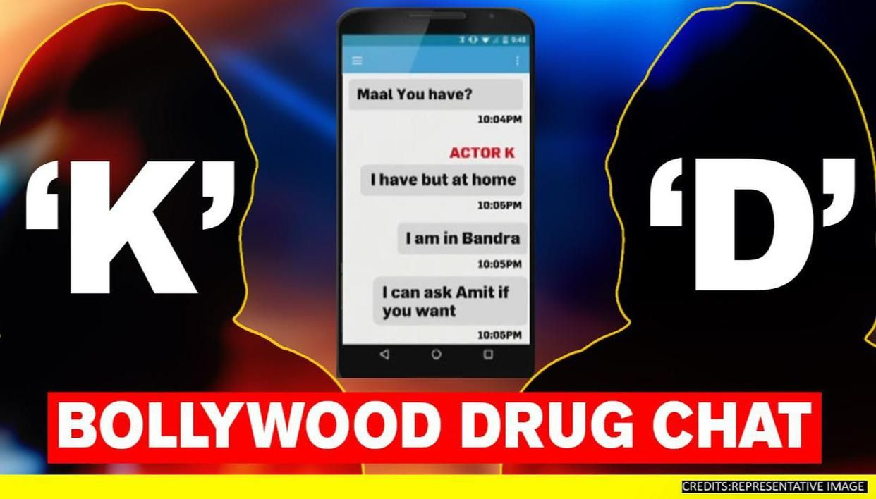 'K', 'D' & Jaya Saha's WhatsApp drug chat accessed; 2 topmost Bollywood actresses in group - Republic World