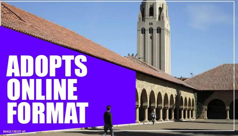 Stanford University cancels in-person classes, adopts online format