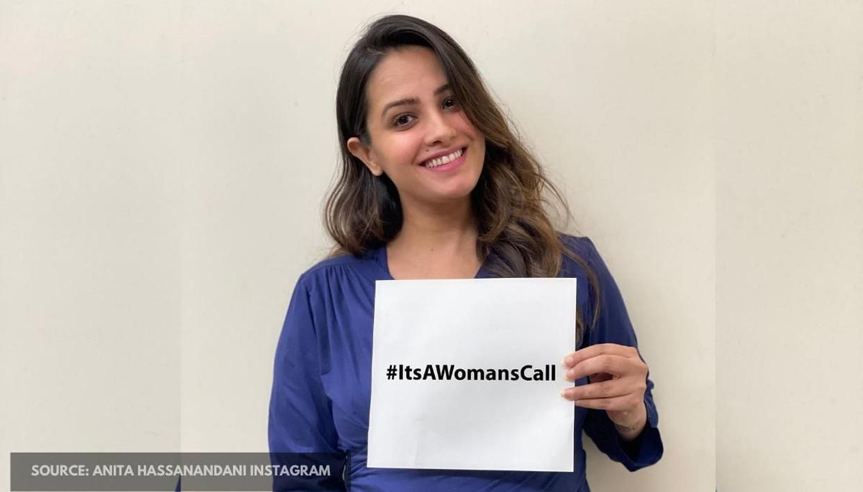 Anita Hassanandani on embracing motherhood in late thirties, says 'it's a woman's call'