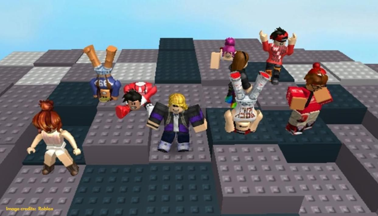 Roblox Dance Off Games How To Use Emotes In Roblox Equip And Use Emotes On Pc And Mobile Phones