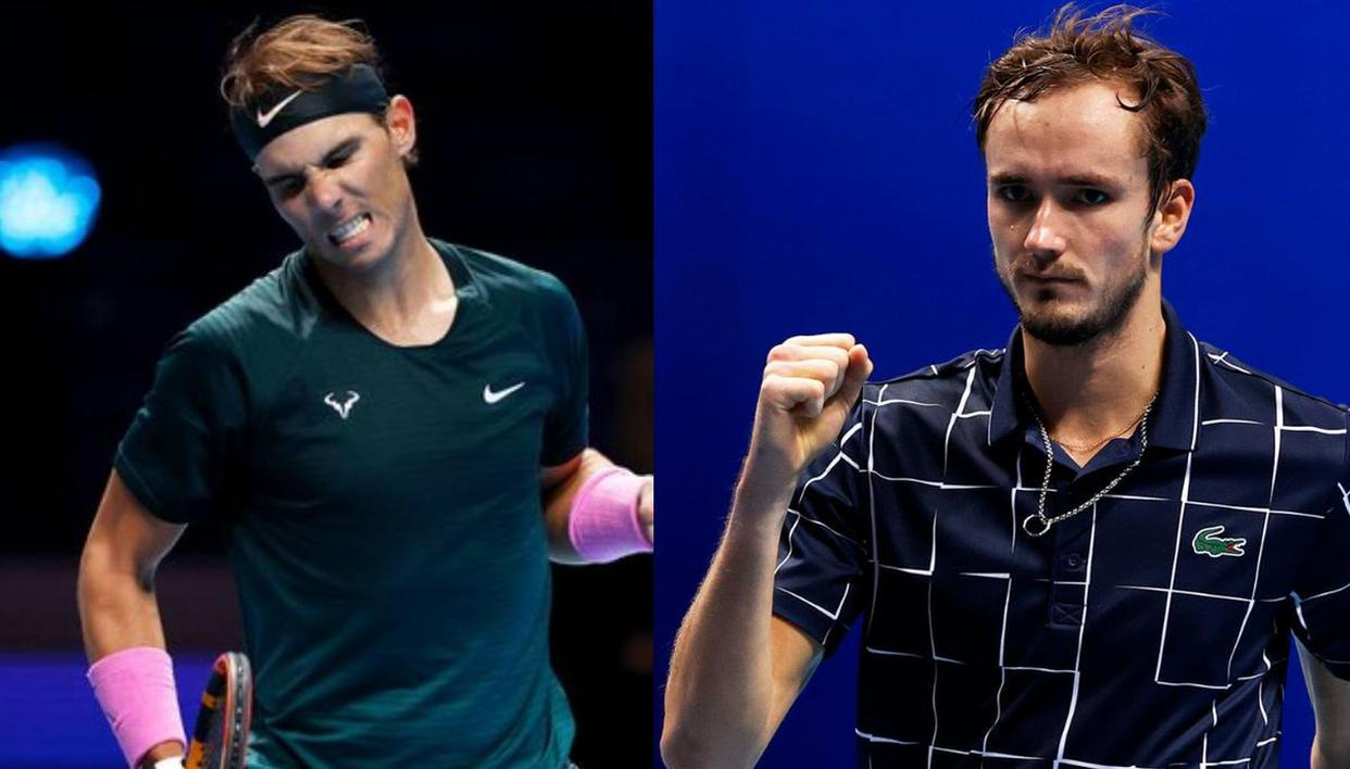 ATP Tour Finals 2020 semi-final: Nadal vs Medvedev live stream in India, H2H  and preview