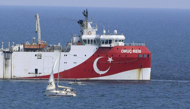 US urges Turkey to retract research ship from disputed waters