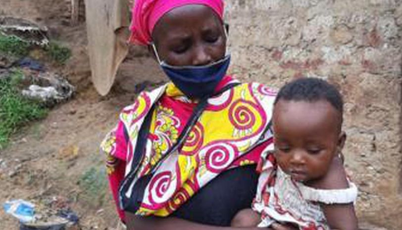 Kenya: Woman boils stones thinking her child would sleep waiting for food